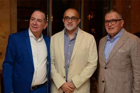 Safir Hotel Cairo  And Blue Moon Travel Agency annual Iftar party