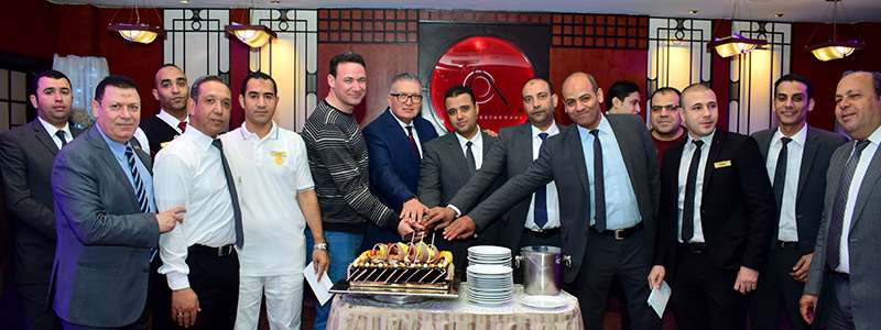 Safir Hotel Cairo Promotes the distinguished associates