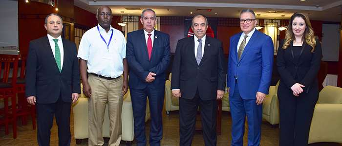 Safir Hotel Cairo  And the African Union workshop for Animal Resources