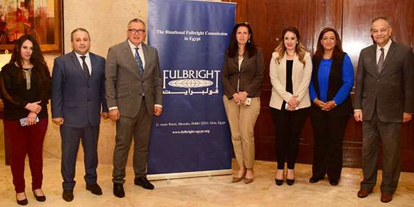 Safir Hotel Cairo  And Fulbright session for Graduate Studies