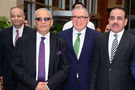 Safir Hotel Cairo  And El Wafd  Party Annual Iftar