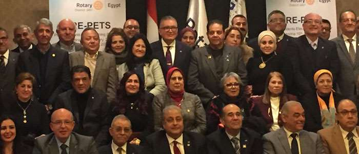 Safir Hotel Cairo And the Pre-president Elect Training Seminar