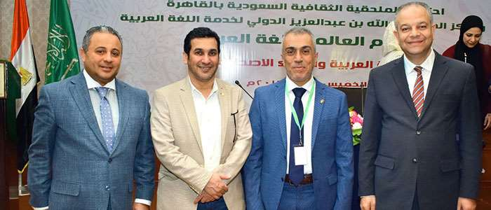 Safir Hotel Cairo & the Celebration of Cultural Attaché For Kingdom Of Saudi Arabia Embassy