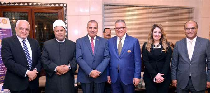 Safir Hotel Cairo  And the International Conference of Higher Education Leaders in Africa