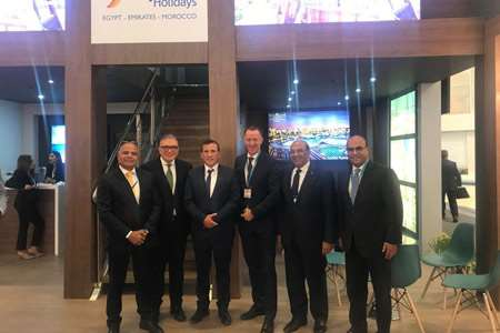 Safir International Hotels and Resorts Management Company Participation in ITB Berlin 2019