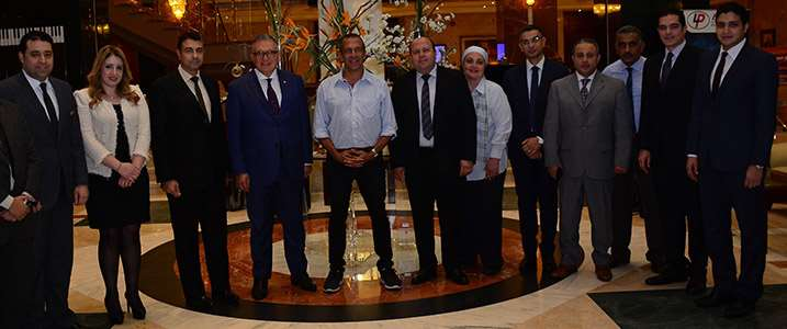 Safir Hotel Cairo  And Strategic Transformation Workshop
